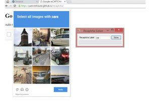 Clarifai Featured Hack: Never Let a reCAPTCHA Question Your